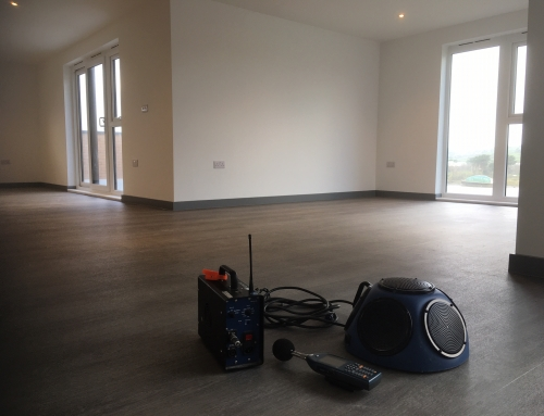 Sound Testing apartments in Barnstaple